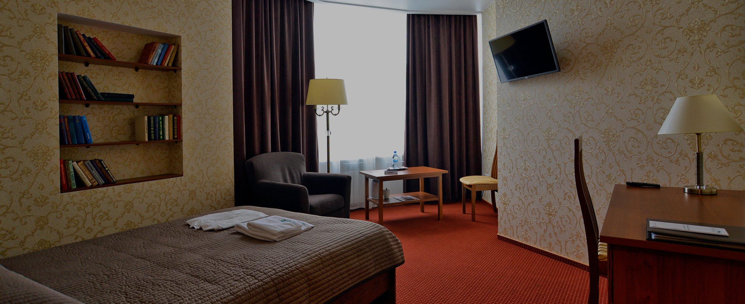 Снять номер в гостинице Лермонтов отель