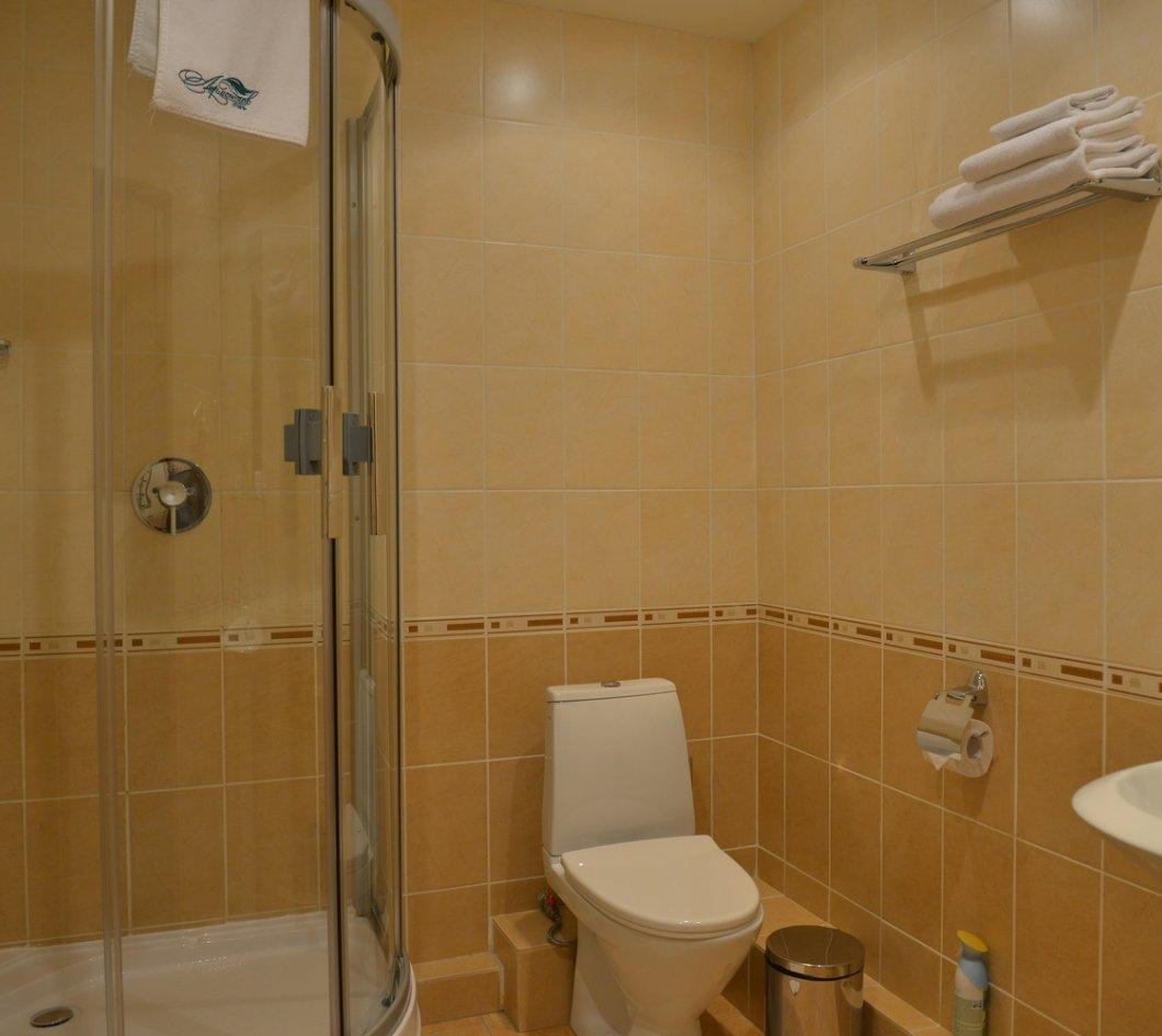 Номер Стандарт-эконом-4 гостиницы Лермонтов