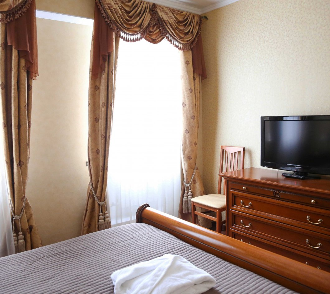 Номер Премиум(спальня) - Гостиница Лермонтов отель